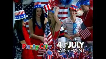 Party City TV Spot For Fourth Of July Sales Event