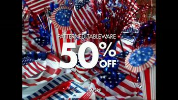 Party City TV Spot For Fourth Of July Sales Event - Thumbnail 4