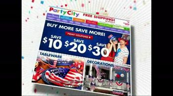 Party City TV Spot For Fourth Of July Sales Event - Thumbnail 8
