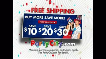 Party City TV Spot For Fourth Of July Sales Event - Thumbnail 9