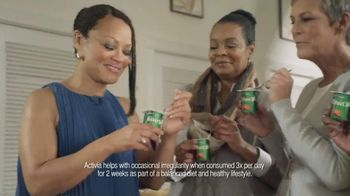 Activia TV Spot For BFF Talk On Irregularities - 1 commercial airings