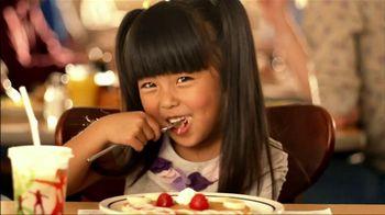 IHOP Breakfast Entrees TV Spot
