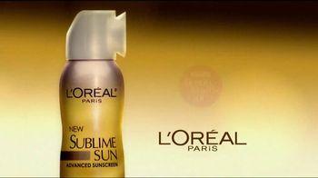 L'Oreal Sublime Sun Advanced Sunscreen TV Spot, 'I Love the Sun' Featuring Jennifer Lopez - Thumbnail 9