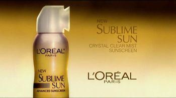 L'Oreal Sublime Sun Advanced Sunscreen TV Spot, 'I Love the Sun' Featuring Jennifer Lopez - Thumbnail 3