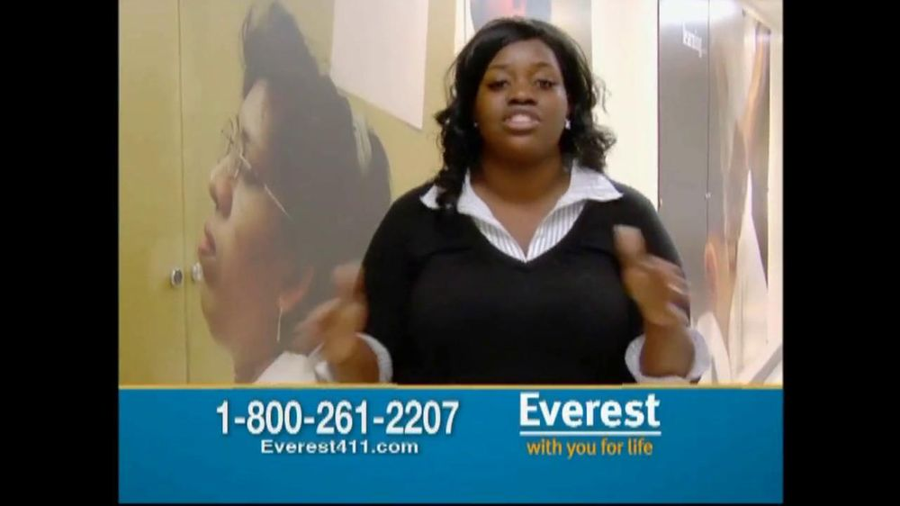 Everest TV Commercial For Doing More With Tonicka