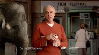 Spiriva TV Spot For COPD With Elephant - Thumbnail 10