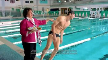 Subway TV Spot For Featuring Michael Phelps