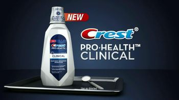 Crest Pro-Health Clinical Rinse TV Spot, 'Fade' - Thumbnail 7