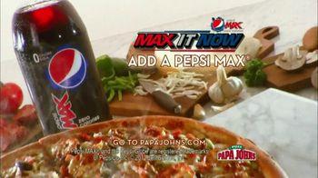 Papa John's TV Spot For Pepsi Max Featuring Jeff Gordon - Thumbnail 10