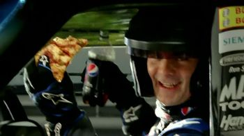 Papa John's TV Spot For Pepsi Max Featuring Jeff Gordon - Thumbnail 3