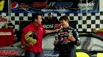 Papa John's TV Spot For Pepsi Max Featuring Jeff Gordon