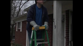 Englert Leaf Guard TV Spot Stop Climbing The Ladder - Thumbnail 1