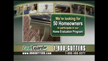 Englert Leaf Guard TV Spot Stop Climbing The Ladder - Thumbnail 6
