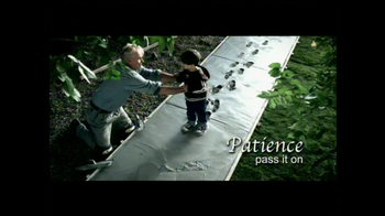 The Foundation for a Better Life TV Spot, 'For Patience' Song by Bobby McFerrin - Thumbnail 9