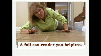 Life Alert TV Spot For Help 24/7 - Thumbnail 1