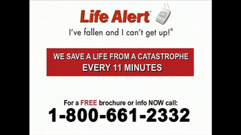 Life Alert TV Spot For Help 24/7 - Thumbnail 7