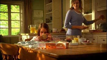 Thomas' TV Spot For Mother And Daughter English Muffins - Thumbnail 2