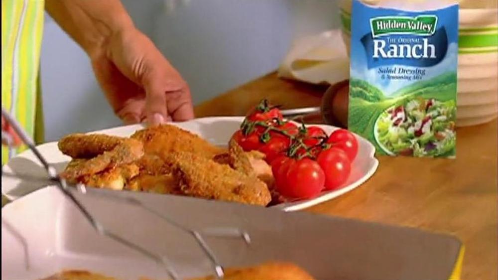 Hidden Valley TV Commercial For Hidden Valley Ranch Seasoning Packet