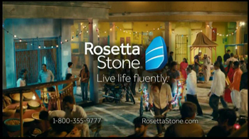 Rosetta Stone TV Spot For Live Life Fluently - Thumbnail 8