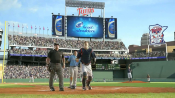 Head & Shoulders TV Spot For Head & Shoulders for Men Featuring Joe Mauer - Thumbnail 1
