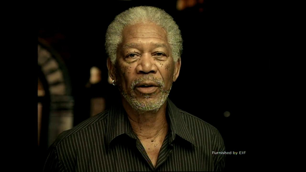 Entertainment Industry Foundation (EIF) TV Commercial Featuring Morgan Freeman