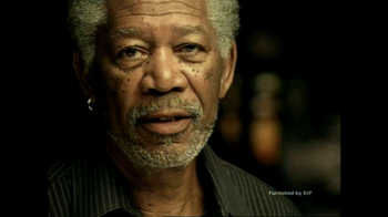 Entertainment Industry Foundation (EIF) TV Spot Featuring Morgan Freeman - Thumbnail 1