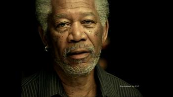 Entertainment Industry Foundation (EIF) TV Spot Featuring Morgan Freeman - Thumbnail 2