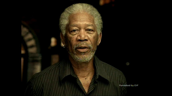 Entertainment Industry Foundation (EIF) TV Spot Featuring Morgan Freeman - 7 commercial airings