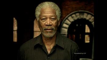 Entertainment Industry Foundation (EIF) TV Spot Featuring Morgan Freeman - Thumbnail 8