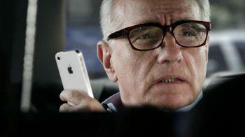Apple iPhone 4S TV Spot, 'Siri' Featuring Martin Scorsese - Thumbnail 6