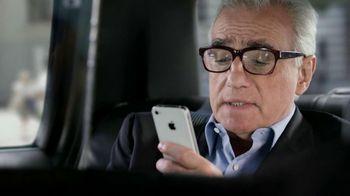 Apple iPhone 4S TV Spot, 'Siri' Featuring Martin Scorsese