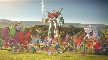 MetLife TV Spot, 'Cartoon Characters'
