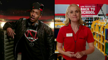 Office Depot TV Spot For Depot Time Featuring Nick Cannon