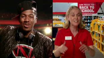 Office Depot TV Spot For Depot Time Featuring Nick Cannon - Thumbnail 5
