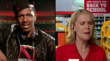 Office Depot TV Spot For Depot Time Featuring Nick Cannon - Thumbnail 7