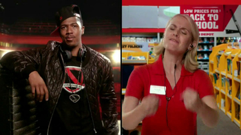 Office Depot TV Spot For Depot Time Featuring Nick Cannon - Thumbnail 8