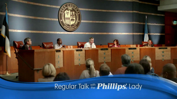 Phillips Relief TV Spot, 'Regular Talk Meeting' - Thumbnail 1