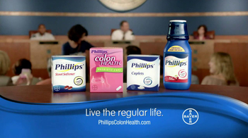 Phillips Relief TV Spot, 'Regular Talk Meeting' - Thumbnail 8