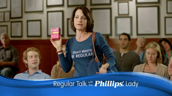 Phillips Relief TV Spot, 'Regular Talk Meeting' - Thumbnail 2