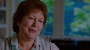 Pride Foundation TV Spot For Freedom To Marry Featuring Cheryl Pflug - Thumbnail 1