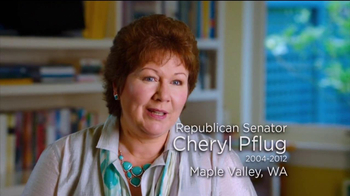 Pride Foundation TV Spot For Freedom To Marry Featuring Cheryl Pflug - Thumbnail 2