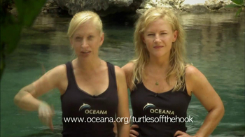 Oceana TV Spot For Sea Turtles Featuring Rachael Harris and Angela Kinsey - Thumbnail 9