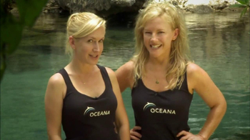 Oceana TV Spot For Sea Turtles Featuring Rachael Harris and Angela Kinsey - Thumbnail 2