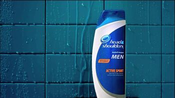 Head & Shoulders TV Spot For Active Sport Shampoo Featuring Michael Phelps