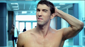 Head & Shoulders TV Spot For Active Sport Shampoo Featuring Michael Phelps - Thumbnail 10