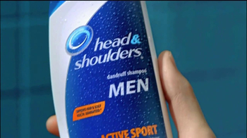 Head & Shoulders TV Spot For Active Sport Shampoo Featuring Michael Phelps - Thumbnail 3