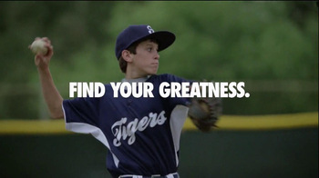 Nike TV Spot, 'Find Your Greatness: Baseball'