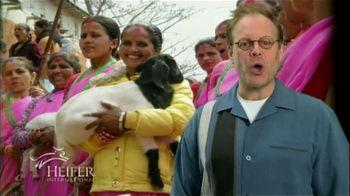Heifer International TV Spot Featuring Alton Brown