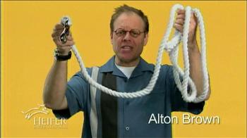 Heifer International TV Spot Featuring Alton Brown - Thumbnail 1