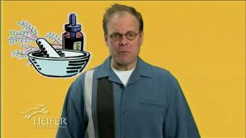 Heifer International TV Spot Featuring Alton Brown - Thumbnail 5